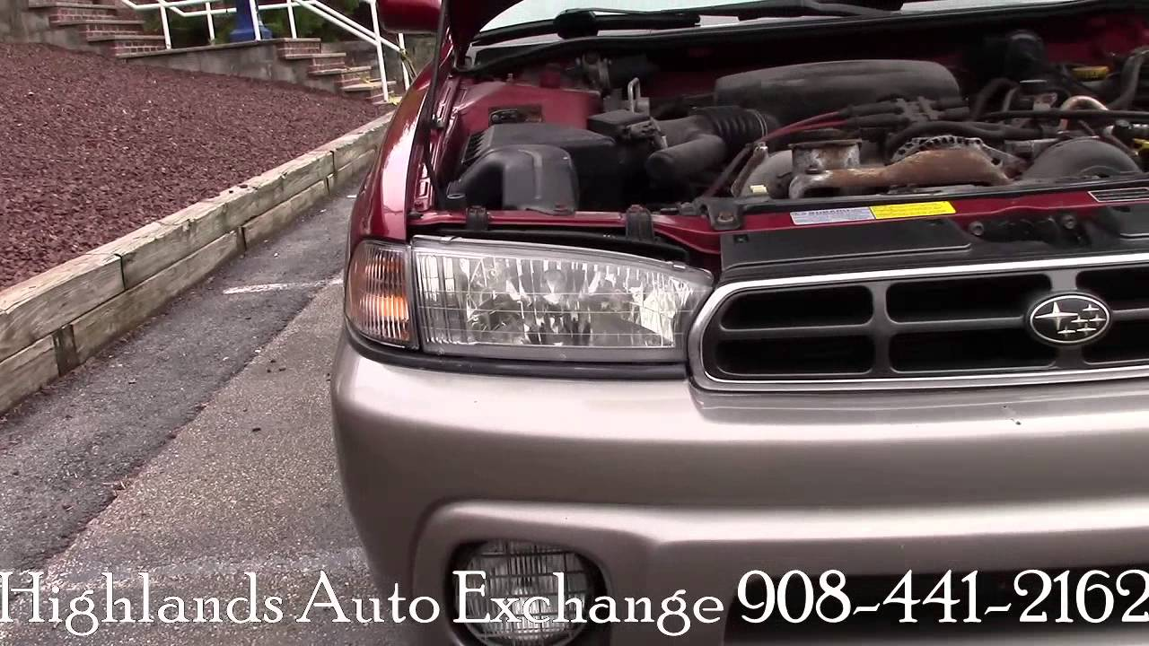 1998 Subaru Legacy Outback Limited For Sale Youtube
