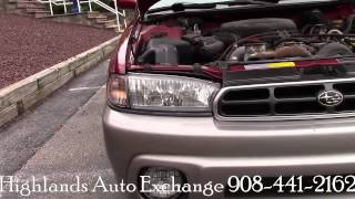 1998 subaru legacy outback limited for sale