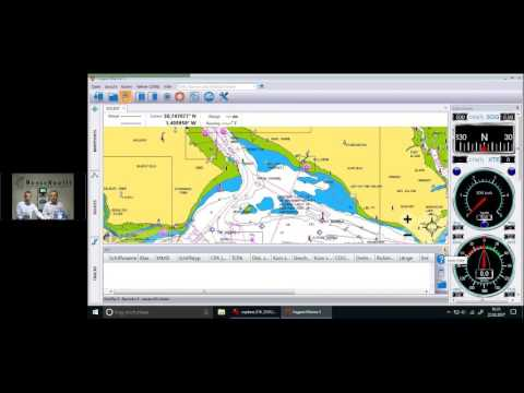 Webinar (DE): Fugawi Marine 5 und Navionics-Plotterkarten! So klappt die Navigation am Windows-PC