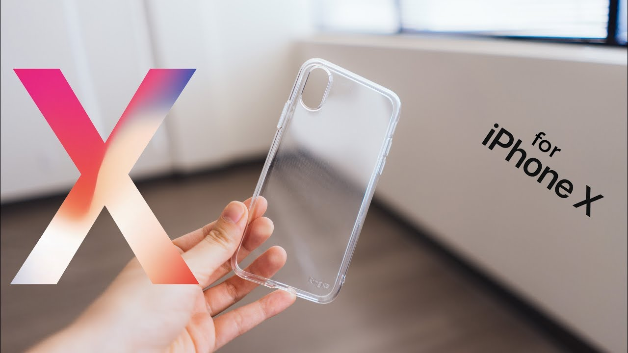 promo code 1f43e 8b6ec Ringke Air - Clear Case for iPhone X   Hands On Review