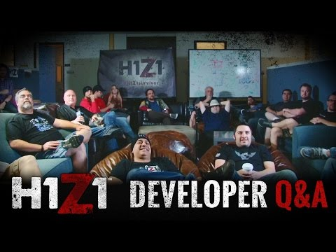H1Z1 Dev Q&A and Release Date Announcement