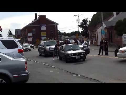 FAKE GUNS - Middlesex Street, Lowell, Massachusetts