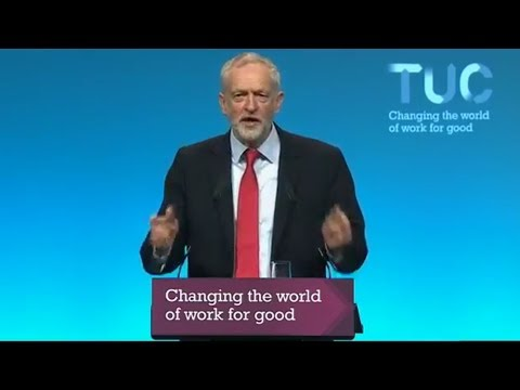 Jeremy Corbyn | Join a trade union