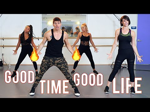 Good Time Good Life - Erin Bowman | Caleb Marshall | Cardio Concert