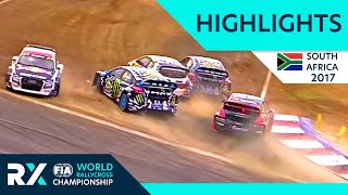 Last Time Out: South Africa   2017 Recap   World Rallycross South Africa 2017