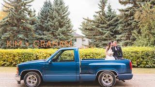 Kim and Graham