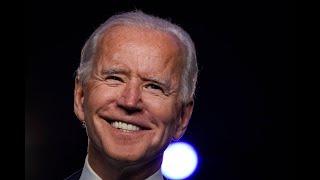 WATCH LIVE: Biden speaks after winning presidency