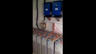 Solar Power system of 12kw Installed at Embroidery Factory by Sleek Solar in Pakistan 03023440304