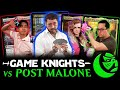 Post Malone Plays Magic The Gathering l Game Knights #45 l Commander Gameplay EDH