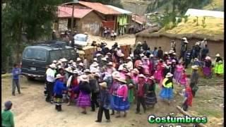 los elegantes huanquillas de pomabamba en la fiesta de cilindre