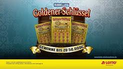 Goldener Schlüssel - Neues Rubbellos von LOTTO Niedersachsen