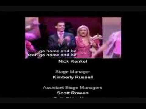 """Legally Blonde:  The Musical"" Curtain Call (Sing-Along...)"