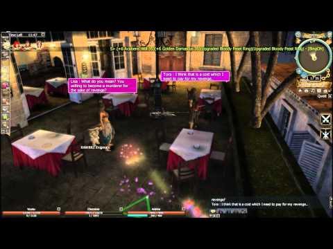 Granado Espada - Tora Recruitment Walkthrough