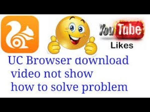 How to Enable Download option on uc browser 2017 || Download videos legally from uc browser 2018