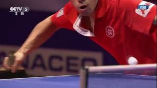 2016 Men's World Cup (MS-SF2) WONG Chun Ting - XU Xin [Full Match/Chinese|HD1080p]