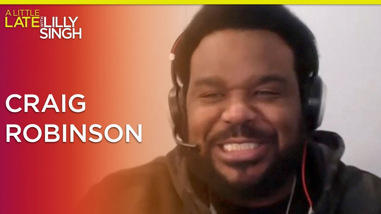 Craig Robinson and Lilly Challenge Each Other Not to Laugh at Dad Jokes