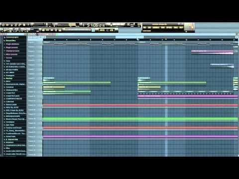 Afrojack-Yubaba (remake) + FLP