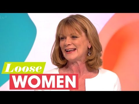 Samantha Bond On Home Fires  Loose Women