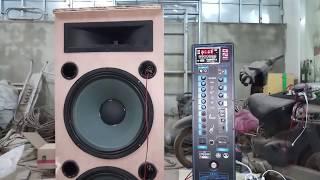 Mạch loa kéo (zalo0901680437) demo mạch 400w loa 4 tấc đôi nghe bass cực đầm