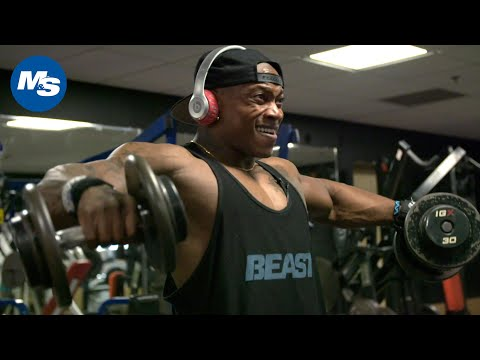 M&S Quick Tip: Lateral Raise Supersets w/ Brandon Hendrickson
