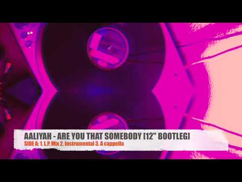 AALIYAH - ARE YOU THAT SOMEBODY? [12