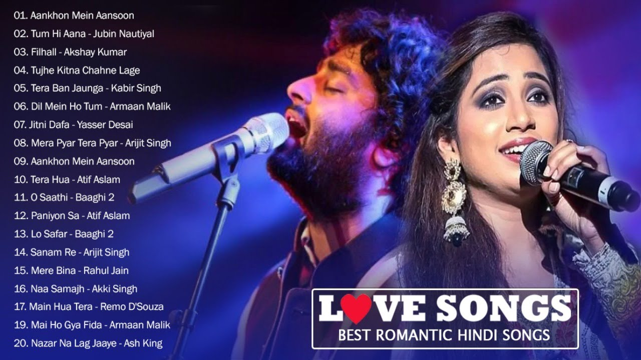 New Hindi Songs 2020 Romantic Songs Latest Indian Love Songs Playlist 2020 Bollywood Music Live Youtube Stay tuned to new hindi songs that keep you wanting more, with your favorite radio station that will never let you. new hindi songs 2020 romantic songs latest indian love songs playlist 2020 bollywood music live