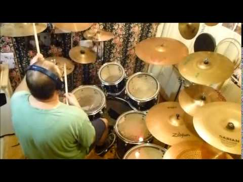 John Farnham Lonely Man Drum Cover