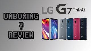 LG G7 ThinQ | Smartphone | Review