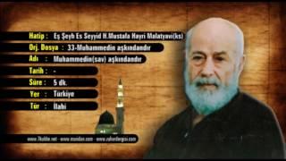 Gambar cover H.Mustafa Hayri Malatyavi(ks) - Muhammedin(sav) Aşkındandır