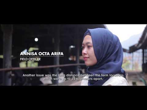 Community Development video - Trouw Nutrition Indonesia