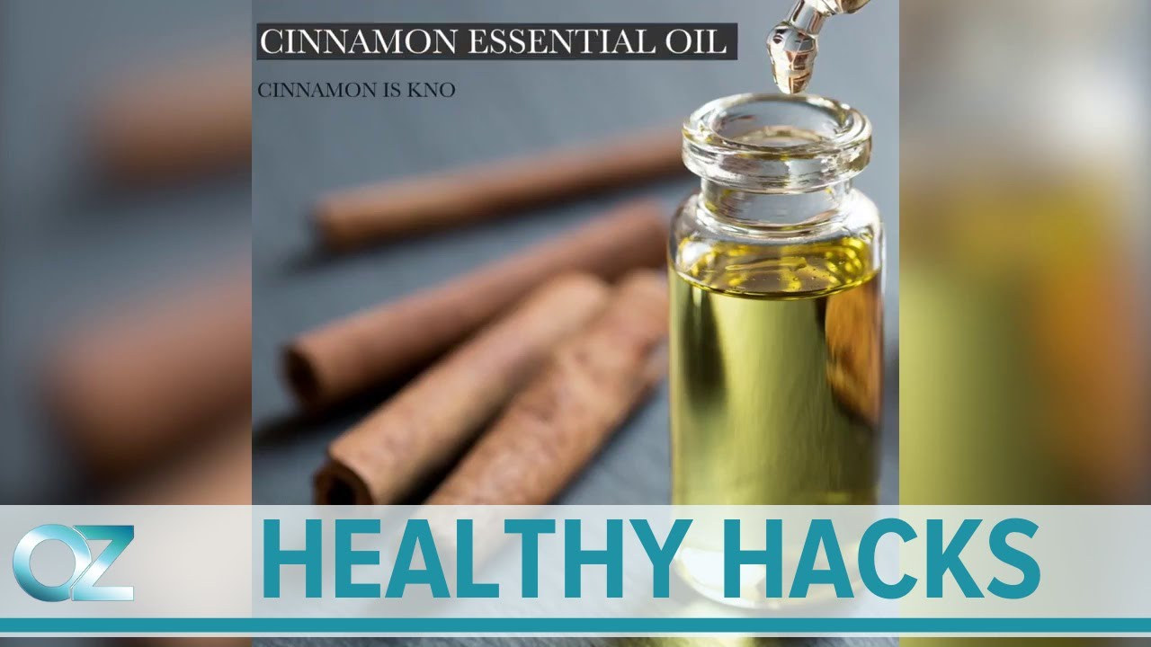 4 Essential Oils for Anxiety – Dr Oz's Healthy Hacks