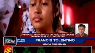 MMDA responds to claims MMFF should have a different panel of judges