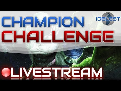 Celebrity Champion Challenge   Marvel Contest of Champions