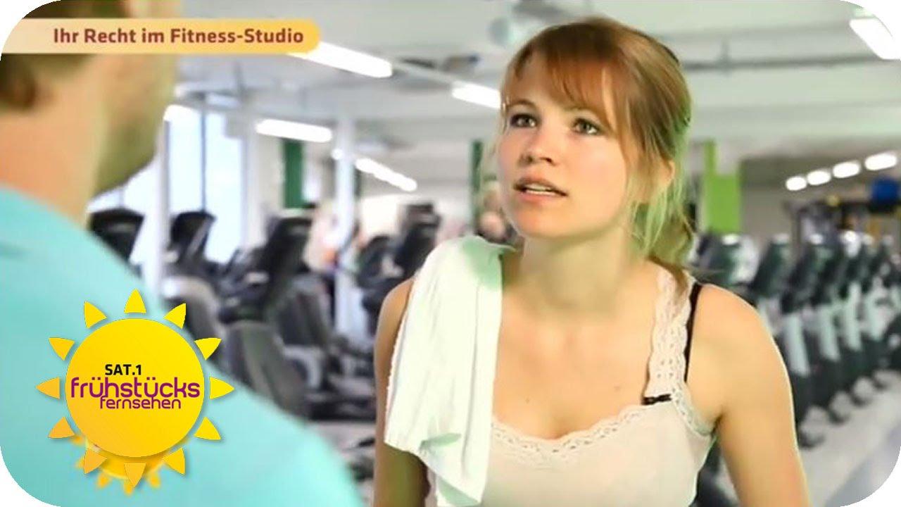 Hold hat Recht: Zu sexy fürs Fitnessstudio? | SAT.1