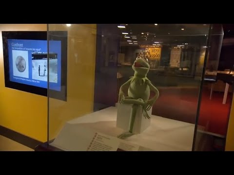 Museum Secrets: Inside the Smithsonian Institution, Washington DC (Trailer)