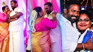 Robo Shankar - Priyanka Wedding Anniversary Celebration Video