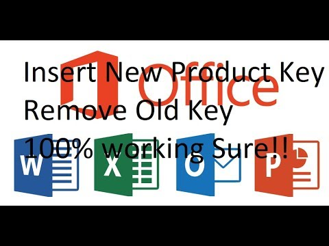 office 2013 lost product key after repair