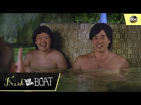 Hot Springs  - Fresh Off the Boat