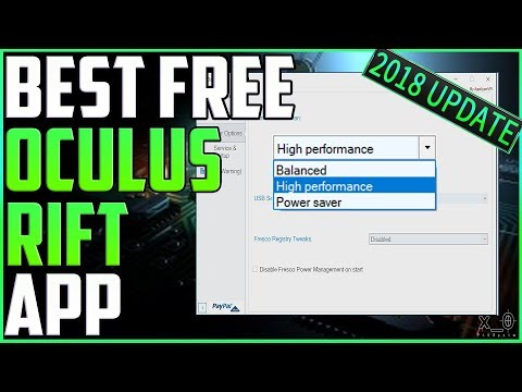 Oculus Tray Tool (Updated Tutorial) - Super Sampling, ASW, Voice Command -  Best Free App