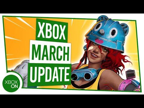 Xbox Update | March 2020