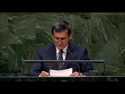 Turkménistan- Débat 2014 de l'Assemblée générale de l'ONU