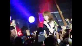 Call Me Maybe - Carly Rae Jepsen Live in Manila 8-7-13