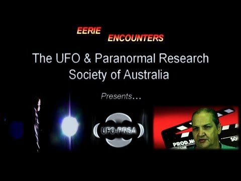 UFO & Paranormal Research Society of Australia - Bio of the Secretary