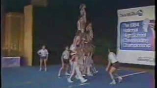 1984 Mater Dei Cheerleaders