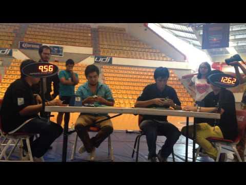 Tony vs Stephano  Final 3x3  AGS2014