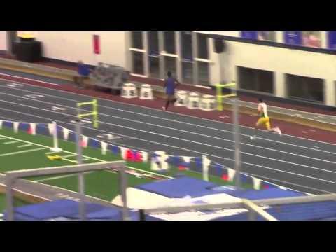Tj Holmes Rod McCravy Invitational 2016 600 Yard Dash