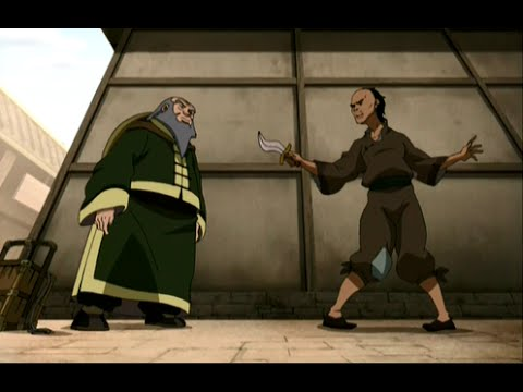 Uncle Iroh Gets Mugged