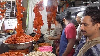 Chicken Fry | Fish Fry | Prawn Fry | Interesting Street Food Kolkata Zakaria Street