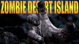 NOT EXACTLY PARADISE ON ZOMBIE DESERT ISLAND (Call of Duty Zombies Map)