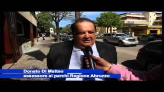 Cammino Volto Santo Manoppello   intervista Donato Di Matteo